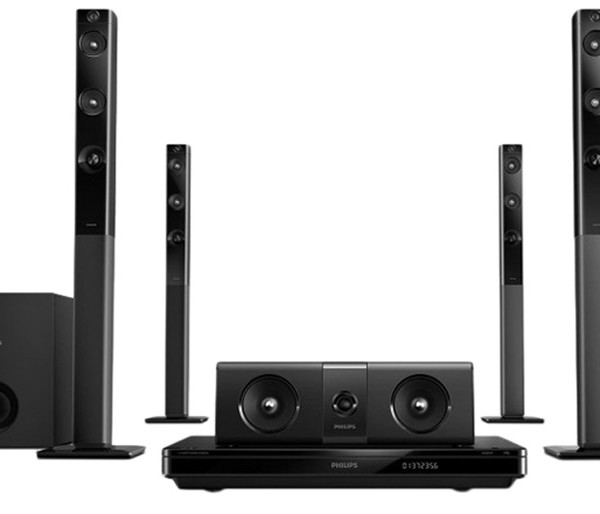 Philips Htd   Dvd Home Theatre System